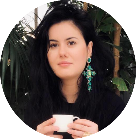 Corina Chutaux Mila - Fully Committed Researcher in Literature and Art